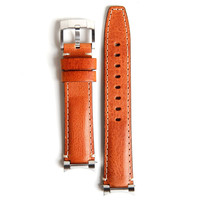 Rolex Saddle Tan Leather Strap for Submariner Ceramic by Everest