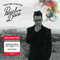 Panic! At The Disco - Too Weird To Live, Too Rare To Die! (Target Exclusive)