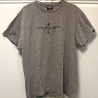 Vintage // Ralph Lauren // Polo Jeans Co. // T-Shirt // Crew Neck // Grey // XL