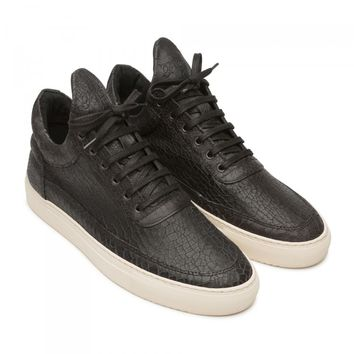 All Models : Low Top Death Valley Black | Filling Pieces