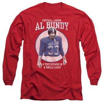 Married With Children - Football Legend Long Sleeve Adult 18/1