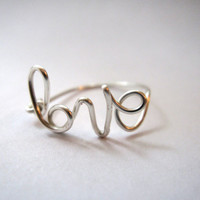 Valentines Day - Love Ring