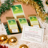 Dessert Without Guilt Holiday Tea Gift Set