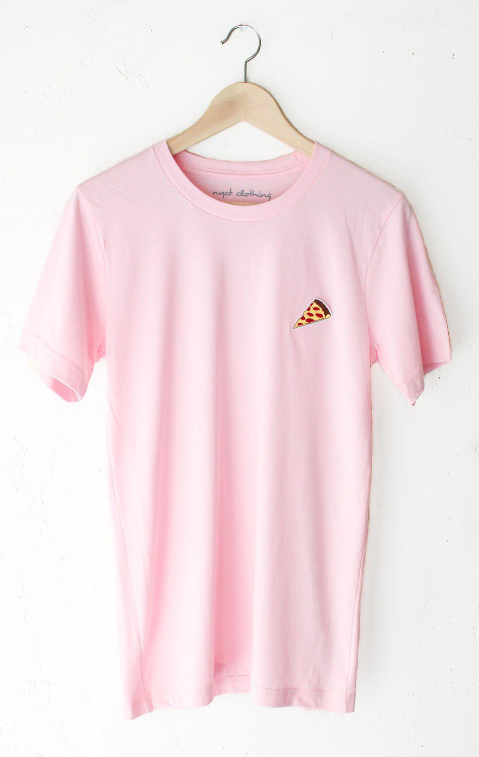 7cd4526ad1 Pizza Tee - Pink from NYCT Clothing