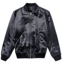 Alexander Wang Quilted MA-1 Bomber Jacket
