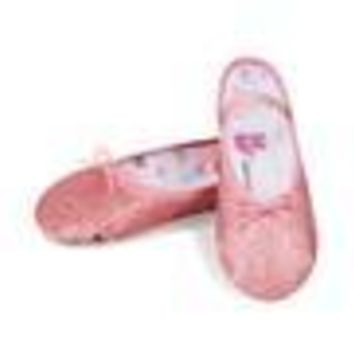Bloch Toddler/Girl's Glitterdust Ballet Shoes