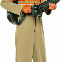 ghostbusters movie: ghostbuster female deluxe adult costume s