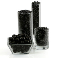 Black - Round Party Candy Kit