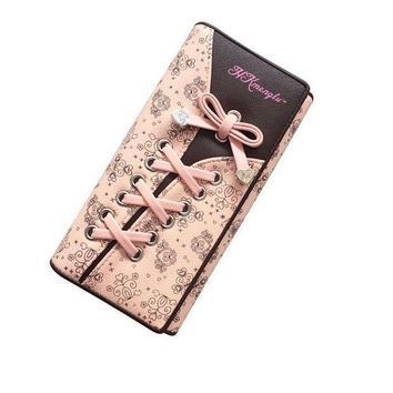 ac PEAPON Ladies Wallet Butterfly Phone [102079397913]