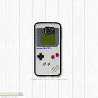 Retro Gameboy, Custom Phone Case for Galaxy S4, S5, S6
