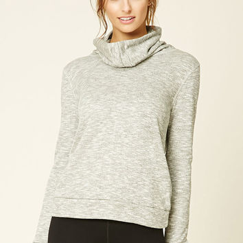 Active Turtleneck Pullover