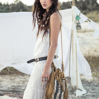 Dreamweaver Bag - Taupe Suede | Spell & the Gypsy Collective