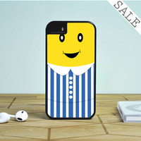 Cartoon B1B2 Banana iPhone 5S Case