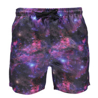 Galaxy Print Swims