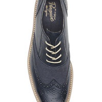 BROUGE WING TIP