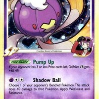 Pokemon PL Supreme Victors Single Card Rare Holo #3 Drifblim FB