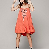 Free People Womens Wild and Free Dress -