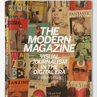 The Modern Magazine: Visual Journalism In The Digital Era By Jeremy Leslie   - Urban Outfitters