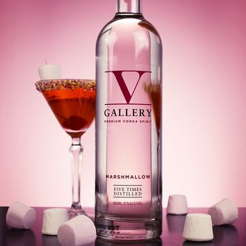 Marshmallow Vodka | Firebox.com - Shop for the Unusual