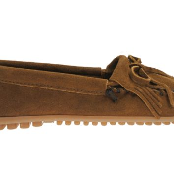 ® Kilty Suede Moc Hardsole - Brown