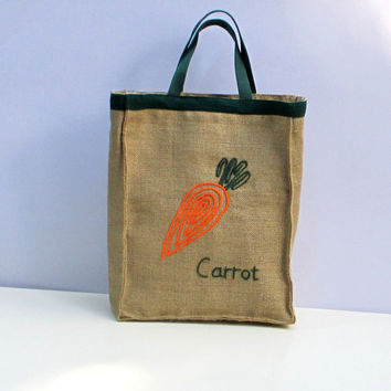Jute market tote, farmers bag, chic, stylish, attractive