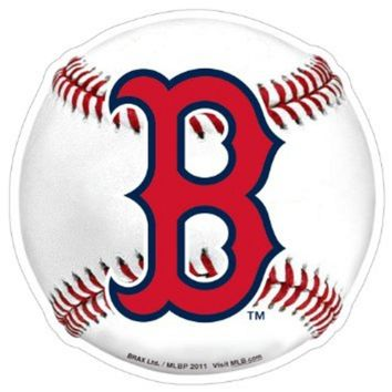 Major League Baseball-Majestic MLB Boston Red Sox 3D Baseball Magnet