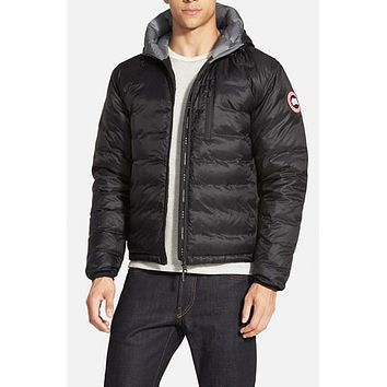 Men's Canada Goose 'Lodge' Slim Fit Packable Hoodie,