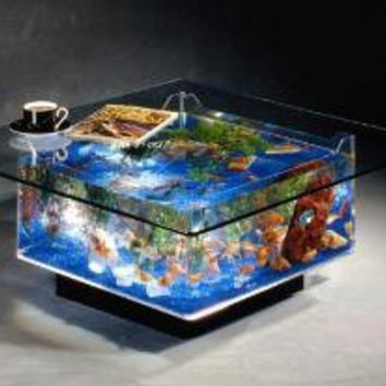 Table Aquariums - OpulentItems.com