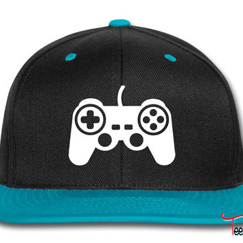 Game pad controller Snapback