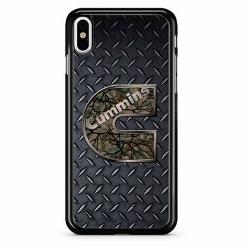 Cummins iPhone X Case