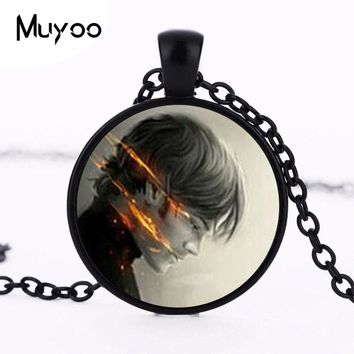 Supernatural Sam necklace pendant Gift Women Men Chain doctor who charm HZ1