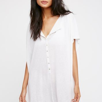 Free People Marrakesh Mini Dress