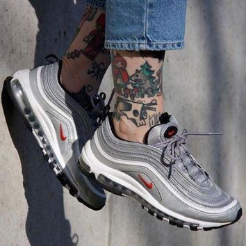 DCCKIJG NIKE AIR MAX 97 Fashion Running Sneakers Sport Shoes G