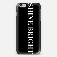 Shine Bright iPhone 6 case by Cëe | Casetify