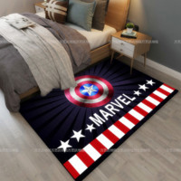 CAPITAL AMERICA Floor Indoor/Outdoor Mat