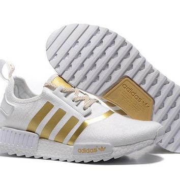 """Adidas"" NMD Women Fashion Leisure Running Sports Shoes"