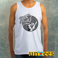 Rock n Roll Clothing Tank Top For Mens