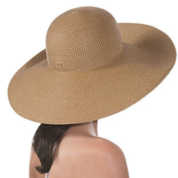 Eric Javits Women's Headwear Bella Sun Hat (Natural)