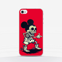 Phone Case Zombie Mickey Mouse - iPhone, Samsung Galaxy, Sony Xperia