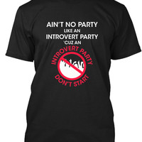 Introvert Party T-Shirt