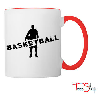 basketball f1 Coffee & Tea Mug