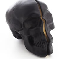 Yorick Skull Light in Black