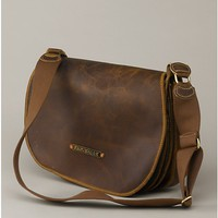 Packhorse Leather Shooters Bag | Eddie Bauer