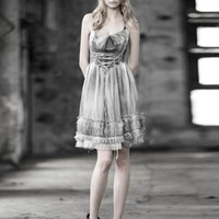 Buy Gray Mist Dress