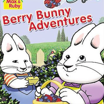 Max & Ruby-Berry Bunny Adventures (Dvd) (Dol Dig Eng)