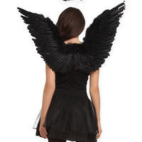 Black Angel Wings Kit | Hot Topic