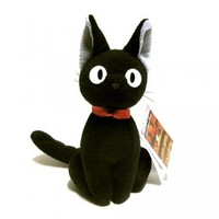 Jiji - Kiki's Delivery Service Plush Cat - Toys