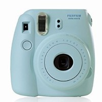 FujiFilm Instax Mini 8 (Blue) (Certified Refurbished)