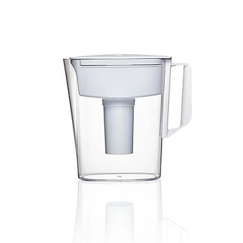 Brita® SOHO 5-Cup Water Filtration Pitcher in White