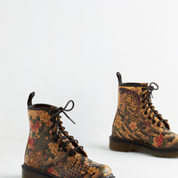 Ink of Me Fondly Boot | Mod Retro Vintage Boots | ModCloth.com